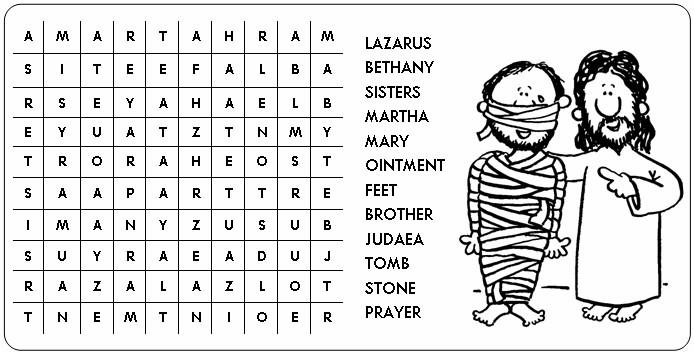 Gospel Of John 11 Jesus Raises Lazarus