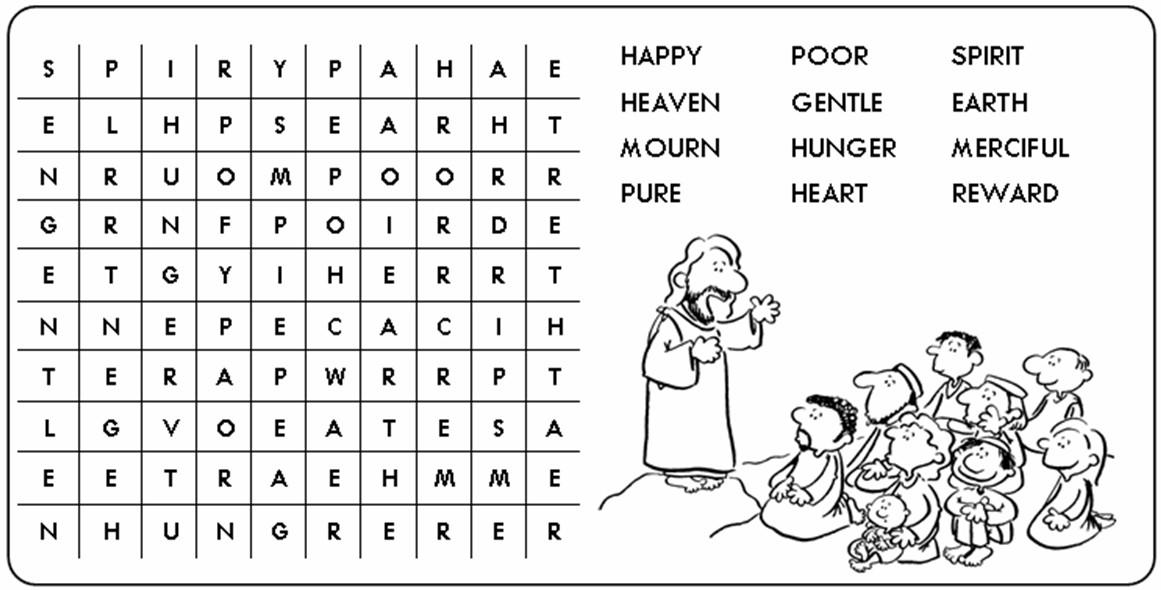 Gospel Of Matthew 5 1 12 Articles Commentaries